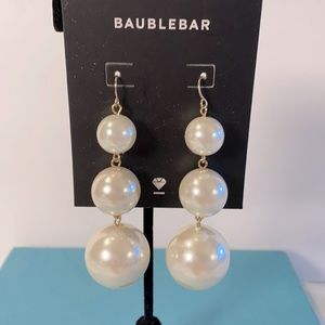 BaubleBar Pearl Drop Earrings